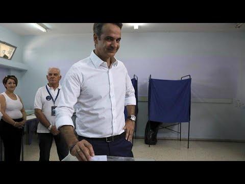 Κυρ.Μητσοτάκης: Σήμερα οι Έλληνες παίρνουν τις τύχες του τόπου στα χέρια τους…