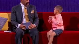 Smartest kid in the world Steve Harvey
