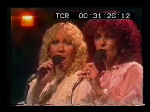 ABBA Summer Night City FULL VERSION LIVE Dick Cavett Meets ABBA April 1981