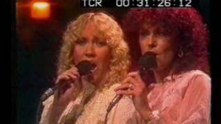 ABBA Summer Night City FULL VERSION LIVE Dick Cavett Meets ABBA April 1981