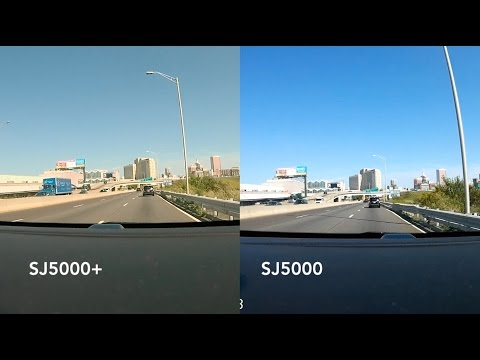 SJCAM SJ5000 Wifi VS SJ5000+ Plus / Comparison / Review / Side By Side