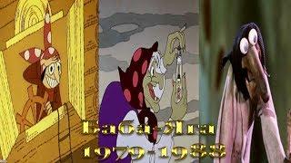 Баба-Яга:Эволюция в кино и мультфильмах часть 3;Baba-Yaga: Evolution in movies & cartoons part 3