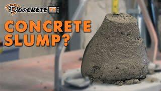 What is Concrete Slump?