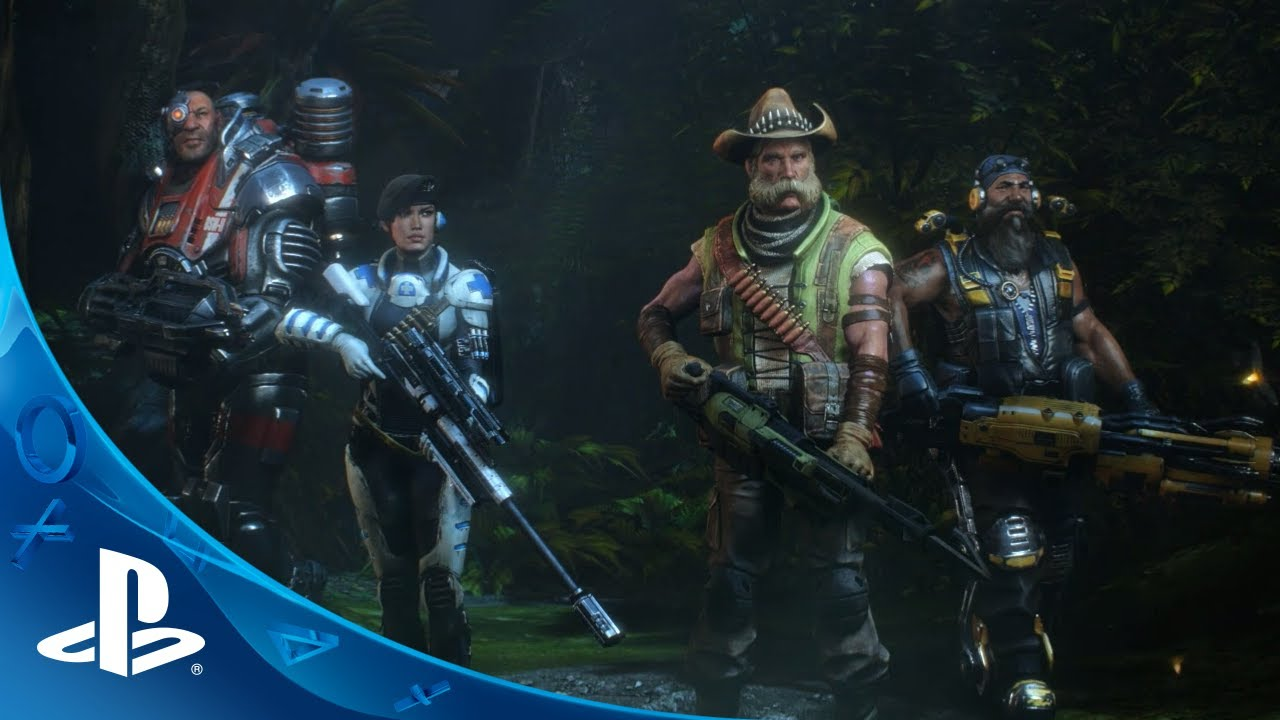 Hands-on with Evolve: Hunting the Beast