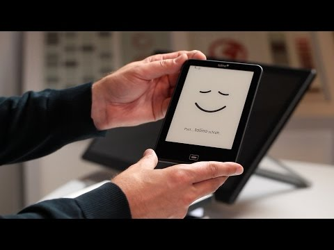 Tolino Vision 2: Neuer eReader im First Look
