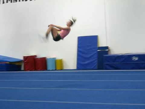 a comparison of back handsprings and back tucks Anyone that has mastered their standing back tuck, knows what i'm talking about   is that whether you're tumbling out of a round-off or a back handspring, it's very   see the image to your right (note: the only difference is that she's putting her.
