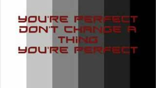 Darin - Perfect (lyrics)