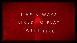 Sam Tinnesz - Play With Fire (feat. Yacht Money) [Official Lyric Video]