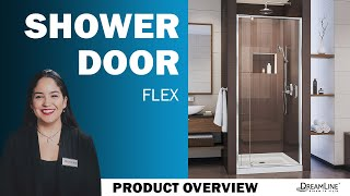 Watch DreamLine Shower Door