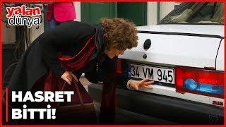 Vasfiye Teyze, Plakanın Peşine Düştü! - Yalan Dünya  81. Bölüm