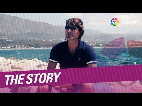 The story of Julen Guerrero
