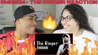 MY DAD REACTS TO Eminem   The Ringer REACTION