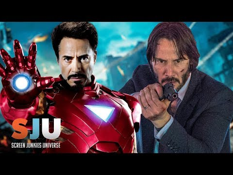 Will John Wick be Able to Hold Off The Avengers?? – SJU