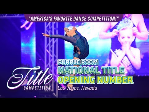2019 Title Competition // Opening Number [Las Vegas - Purple Room]