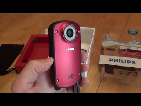 Philips Qvida HD Pocket Camcorder (CAM150RD) Review