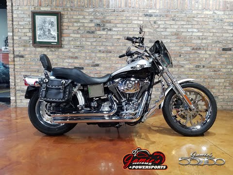 2003 Harley-Davidson FXDL Dyna Low Rider® in Big Bend, Wisconsin - Video 1