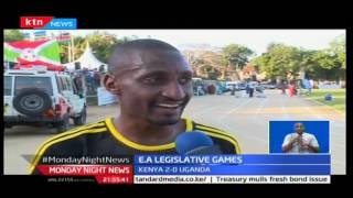 Monday Night News: Kenyan inter parliamentary team lose their first soccer match against Uganda