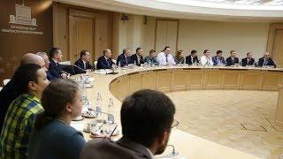 В режиме видеоконференции Председатель Правительства РФ запустил вторую очередь тепличного комплекса «JGC» и лесозавод «Азия Лес»
