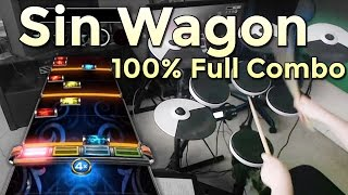 Dixie Chicks - Sin Wagon 100% FC (Expert Pro Drums RB4)