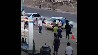 Capturado cuando agredía físicamente a una mujer en gasolinera de Jutiapa