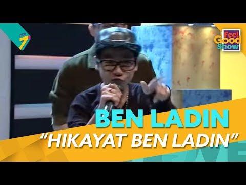 Hikayat Ben Ladin Full Interview Performance Feel Good Show 2018
