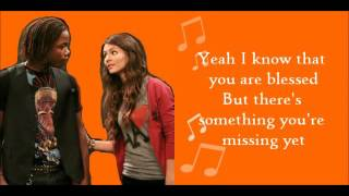 Song 2 You Lyrics  Leon Thomas III ft  Victoria Justice Victorious FULL HD