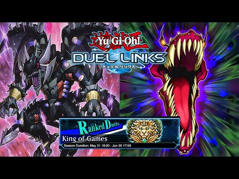 Yu-Gi-Oh! Duel Links - 103rd King of Games with D/D/D - Ranked Duel June 2020
