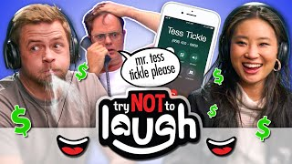 Try Not To Smile Or Laugh While Watching | 💦 = 💰(Ep. #135)