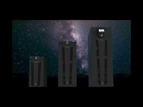 Die 3. Generation von transformatorlosen USV-Anlagen: Riello UPS Sentryum