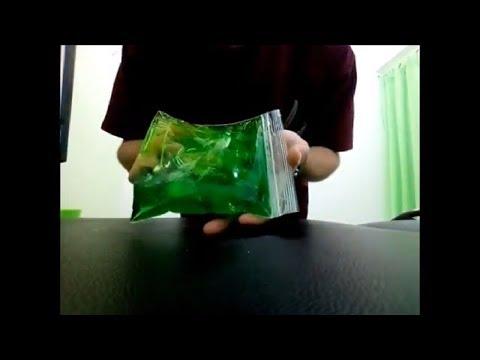 Como hacer una compresa fría casera