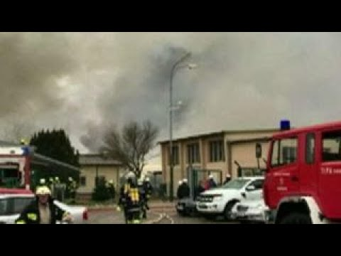 Deadly explosion at major gas supply hub in Europe