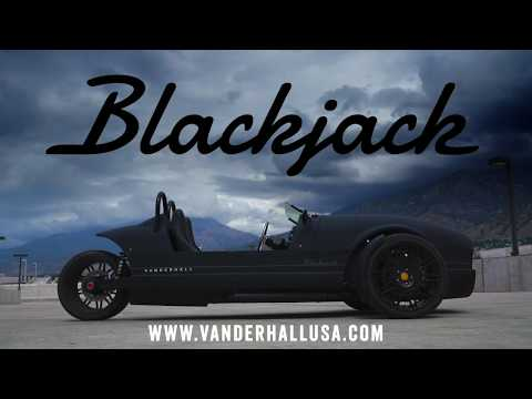 2021 Vanderhall Motor Works Venice Blackjack in Depew, New York - Video 1