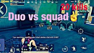 Kr duo vs squad full gameplay | Pubg mobile | Pubg Manipur