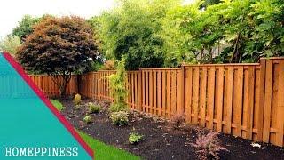 30+ Best Cedar Fence Design 2017