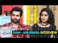 Ram & Anupama Parameshwar Funny Chat in VOZ Movie