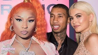 Nicki Minaj interrogates Tyga about Kylie Jenner. He spills all the tea! (Queen Radio)