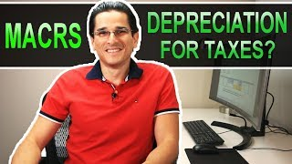 How to Depreciate Assets for Tax Purposes - MACRS Depreciation - Part 1 of 2