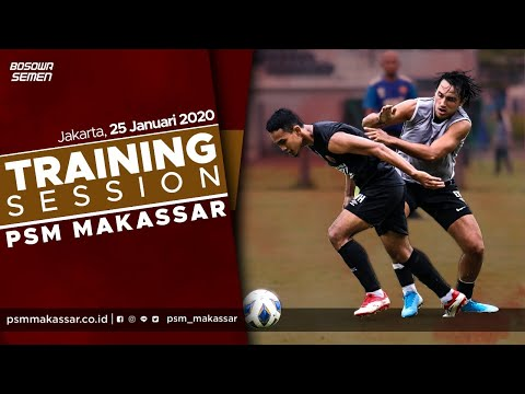 Adu Skill Para Pasukan Ramang   Training Session