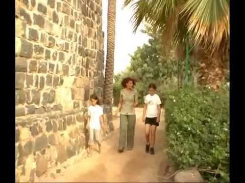 הסרטון הזה ייקח אתכם לטיול בטבריה העתיקה