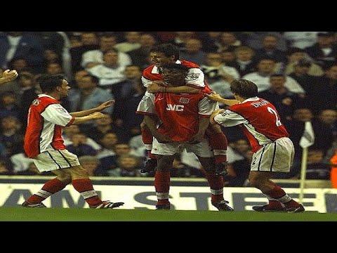 Nwankwo Kanu vs Tottenham (5 May 1999) Super-Sub Performance