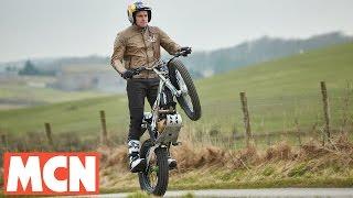 Wheelie special - Dougie Lampkin's record-breaking trials bike | Feature | Motorcyclenews.com