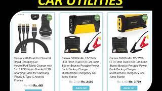 Buy CAR UTILITIES Online