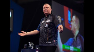 "Glen Durrant on facing MVG in World Series: ""Michael's got to play well to beat me, I'm up for this"""