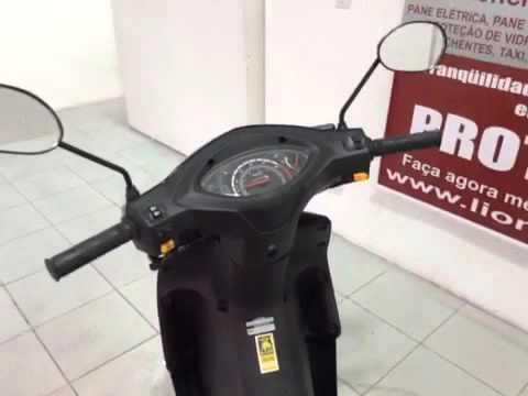 TRAXX CJ 50-F 2016 - Motos usadas e seminovas - GOLD MOTORS - Curitiba-PR