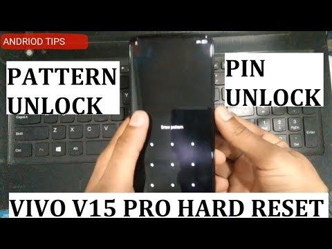 Vivo 1601 Pattern Unlock File
