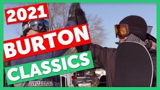 2021 Burton Classic Snowboards Sneak Peek