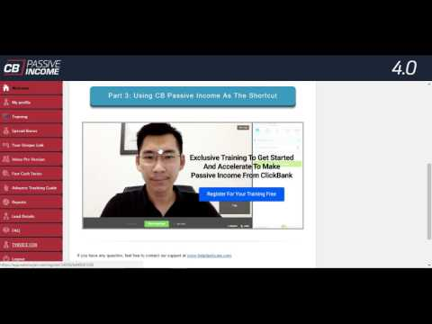 CB Passive Income 4.0 Review 2017  - Patric Chan