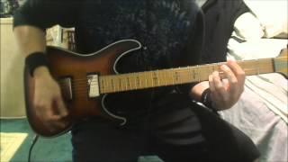 Skindred - Living A Lie (Guitar Cover)