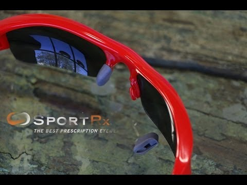 c4e55e84e1 How To Change Your Oakley Flak Jacket Nose pads SportRx play