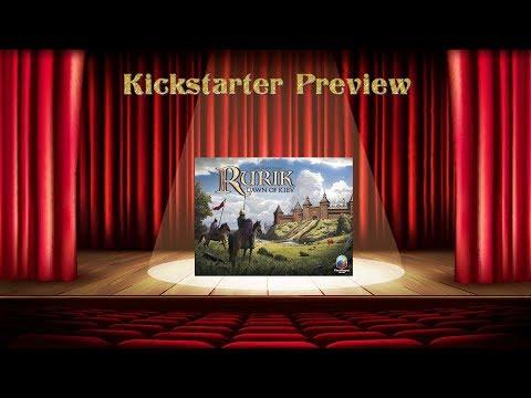 Rurik - Board Game Spotlight Preview